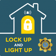 Operation Thor's Lock Up Light Up campaign 2016