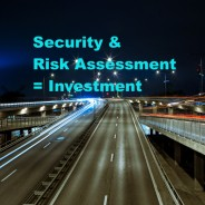 Security an investment, not a cost