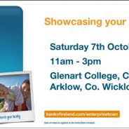 Visit Sovereign Security at Arklow Enterprise Town Expo.